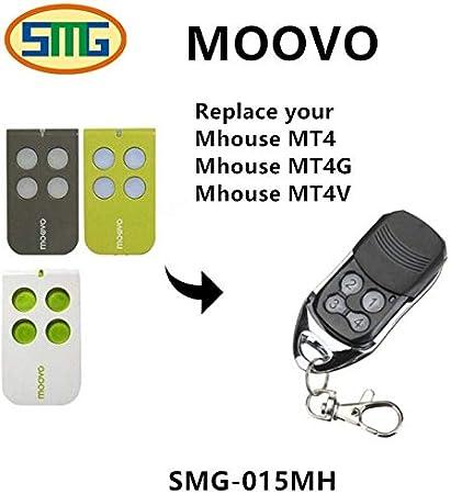 Télécommandes 4 canaux pour MOOVO mt4g
