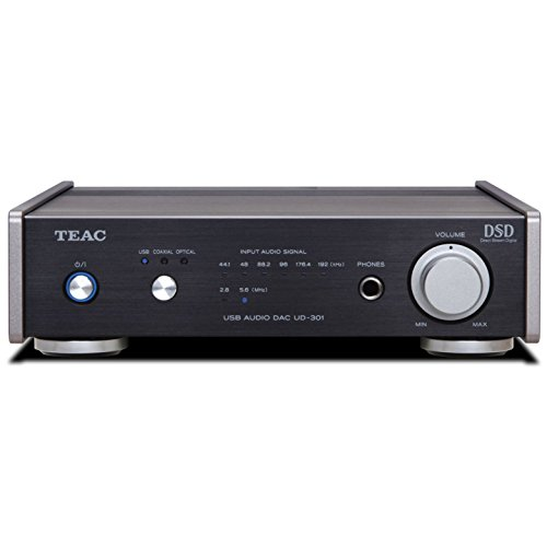teac-ud-301-bk-dual-monaural-digital-to-analog-converter-with-usb-black