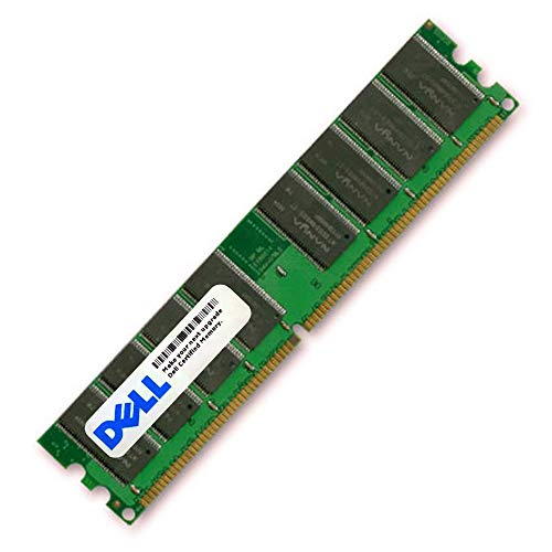 Dell 1 Gb Memory Upgrades - 1 GB Dell New Certified Memory RAM Upgrade for Dell Dimension 4600 Desktop SNPJ0203C/1G A0740433