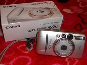 Canon Sure Shot 38/80mm Camera - 80U