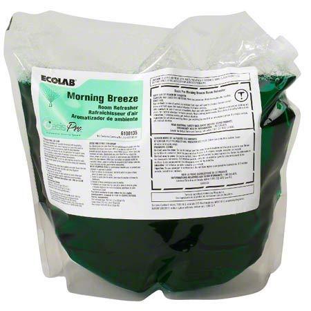 Ecolab Oasis Pro Morning Breeze Room Refresher - 2 Liter