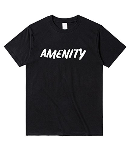 Amenity T Shirt For Man L black
