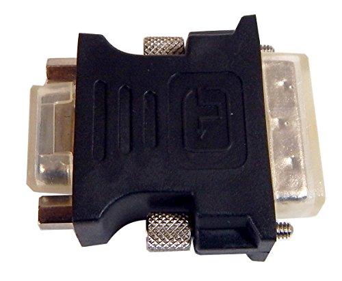 PNY DVI to VGA Black Video Adapter 91005951-TN DVI-I to DB-15 - Adapter Vga Pny