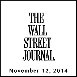 The Morning Read from The Wall Street Journal, November 12, 2014
