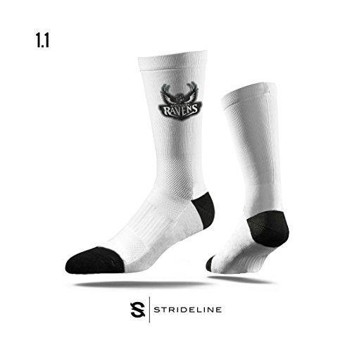 Auburn Riverside High School Apparel | Socks | - Riverside Shop Men's