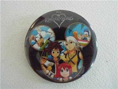 Disney KINGDOM HEARTS Promotional PIN ()