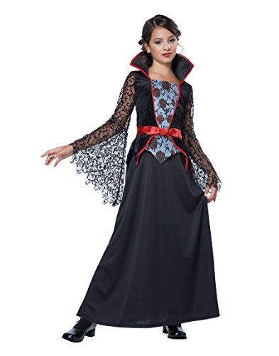 California Costumes Vampire Girl Costume Xlarge (California Costumes Countess Bloodthorne Child Costume, X-Large)