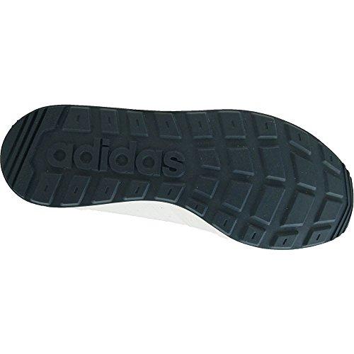 Adidas - V Run VS - F99404 - Farbe: Dunkelblau-Weiß - Größe: 41.3