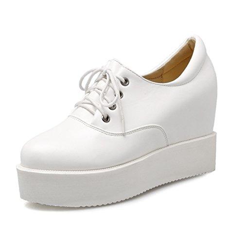 zapatosColegio viento bajo/Zapatos altos plataforma vintage de Inglaterra del viento del/Zapatos del estudiante B