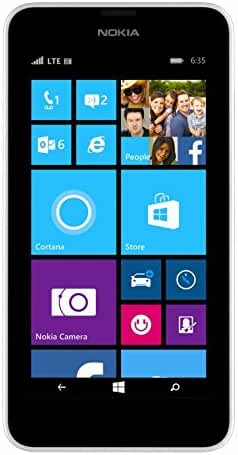 T-Mobile Nokia Lumia 635 - No Contract Phone - White