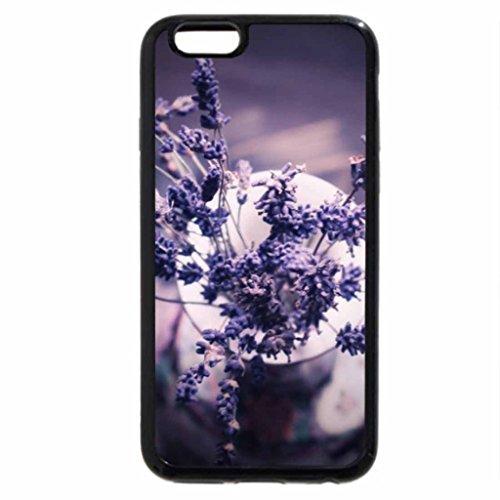iPhone 6S / iPhone 6 Case (Black) Purple Tales