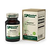Standard Process - Arginex - 990 IU Vitamin A, Gluten Free Liver and Kidney Supplement, Promotes Healthy Blood Vessels, Liver Health, and Kidney - 90 Tablets