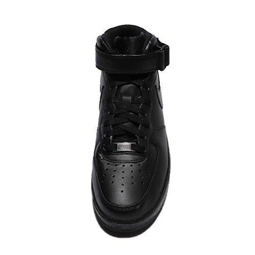 Black 0 1 Bleu '07 EU Force Le Basketball 40 001 Mid Black Homme pour Blanc NIKE Chaussures Black Air 1n7w4q1Zx