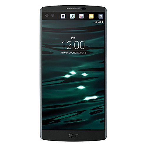 LG V10 H900 32GB Unlocked GSM 4G LTE Hexa-Core Smartphone w/ 16MP Camera - - With Lg Hotspot Phone