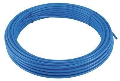 6mm x 4mm Polyurethane Air pipe/tube - 1 metre length blue Pneumax