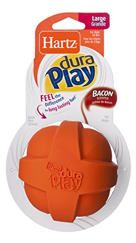 Hartz-Dura-Play-Ball-Large-For-Dogs-Available-in-2-Colors-Orange-and-Purple