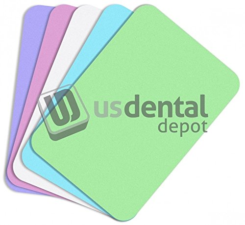 DEFEND- Tray Paper Covers 8.5 x 12.25 in - Blue Bx 1000 # Mfg 1000934 122513 Us Dental Depot by DEFEND