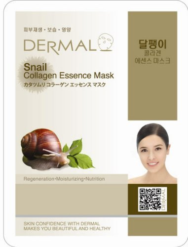 Dermal snail Korea Collagen Essence Facial Mask Sheet(10Pcs)