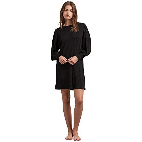 - Volcom Junior's Lil 3/4 Sleeve Crew Neck Dress