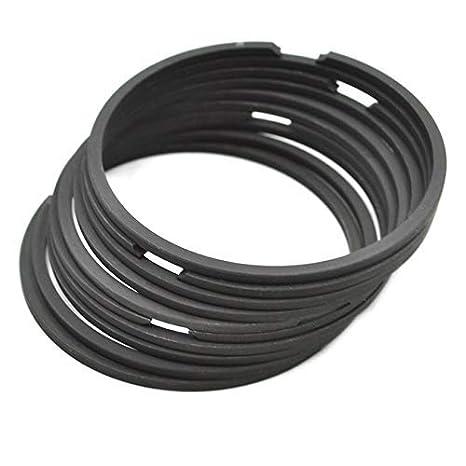 AiCheaX Tools - Segmentos de pistón 34 x 1,2 mm para Piezas ...
