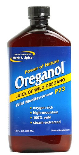 North American Herb & Spice Oreganol? Juice Of Wild Oregano -- 12 fl oz - - Juice Spice