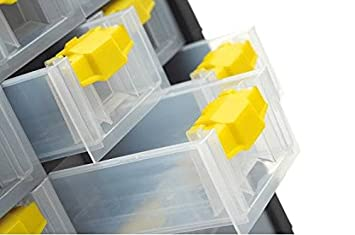 Tool Box Hobby Small parts storage organizer cabinet tool box with drawers N301