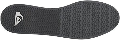 Black Shoe Quiksilver Skate Shorebreak Men's White Black 0qgSP