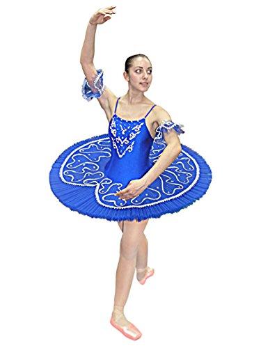 Amazon.com: benefis profesional de la Niña Ballet Tutu F ...