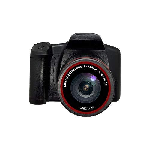 Digital SLR Camera, Kasachoy 2.4 Inch TFT LCD Screen, 16 MP CMOS Sensor, 16X Zoom Anti-Shake for Travel Enthusiast and…
