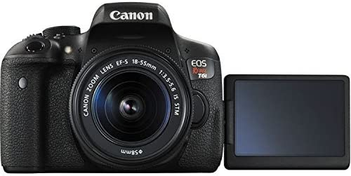 Canon EOS Rebel T6i product image 7