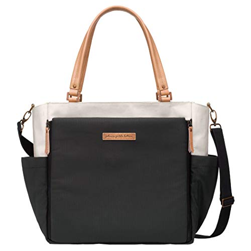 Petunia Pickle Bottom City Carryall, Birch/Black