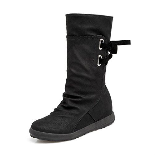 秘密の不測の事態占める[もうほうきょう] レディースブーツ ローブーツ マーティンブーツ 女性用ブーツ 革靴 秋冬靴新型カジュアル