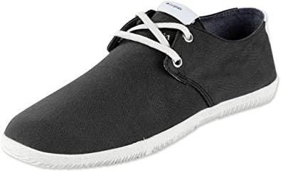 7858cdace5e2 Image Unavailable. Image not available for. Colour  ADIDAS Toe Touch Lace  Up Shoes in Black UK ...