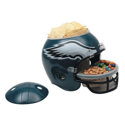NFL Philadelphia Eagles Snack Helmet