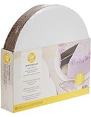 Wilton 10-Inch Cake Round Cake Boards; 12-Piece