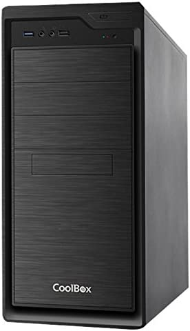 CoolBox CAJCOOF800 - Caja ATX FTTE: Amazon.es: Informática