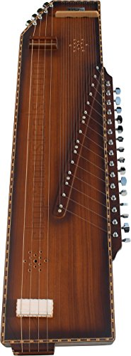 Chopra Swarmandal + Tanpura - 2 in 1 Professional Instrument Instrument With Padded Cover by Chopra