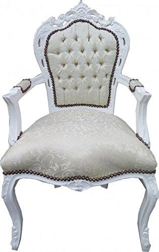 Casa Padrino barroco vajilla 4 sillas + 2 sillas con ...