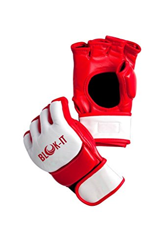 Blok-iT: MMA Gloves for Mixed Martial Arts Sparring, Grappling, and Training