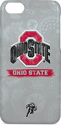 Ohio State University iPhone 5c Lite Case - Ohio State Distressed Logo Lite Case For Your iPhone 5c
