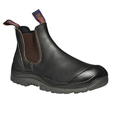ca9111c5b5c Mongrel Work Boots 545030. Steel Safety Toe Cap. Oil Kip, Elastic ...