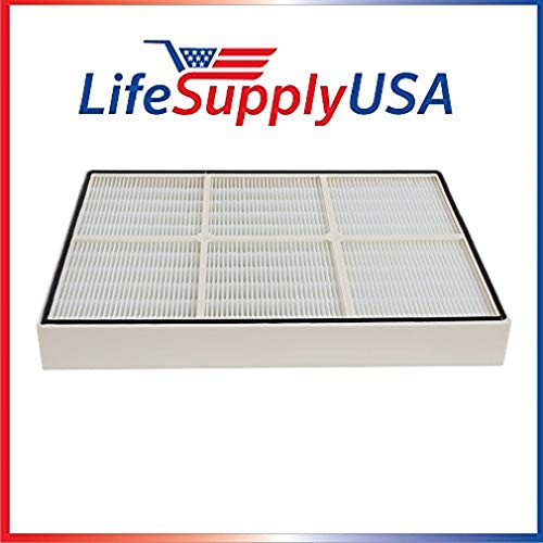 Sears Kenmore - LifeSupplyUSA True HEPA Replacement Filter for Sears Kenmore 83375 83376 295 335