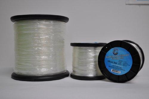 Joy Fish monofilament Fishing line 35 lb Test 1 lb Spool