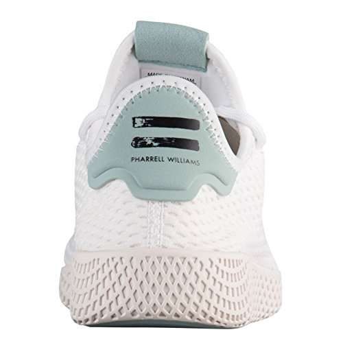 Scarpe Da Tennis Adidas Kids Pharrell Williams Bianche / Calzature Bianche / Verdi Tattili