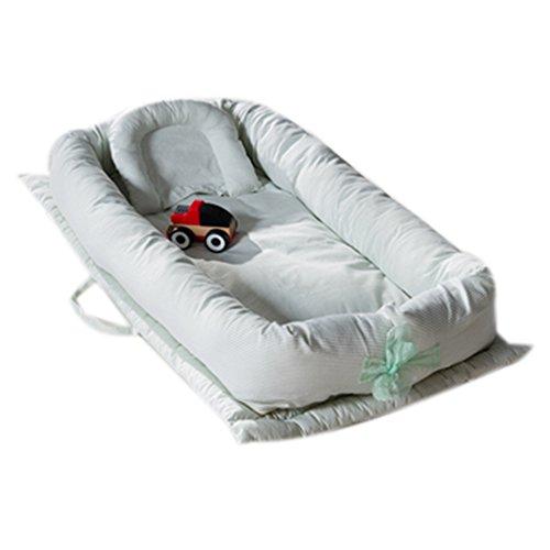 Amazon.com: jhion bebé cuna de colecho en cama, bebé y cuna ...