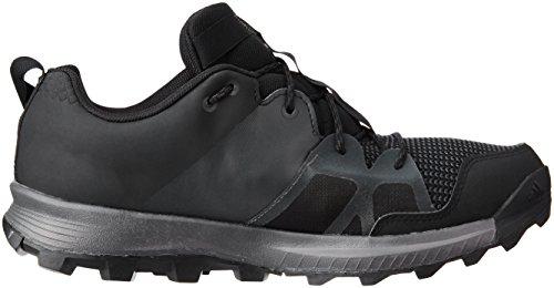 adidas Kanadia 8 Tr M, Zapatillas de Running para Hombre Negro (Black)