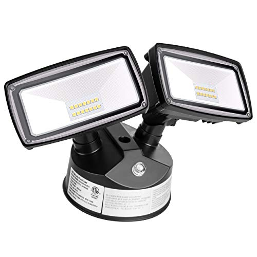 Led Outdoor Flood Light Dusk To Dawn in US - 3