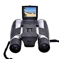 "CamKing FS608 720P Digital Camera Binoculars Camera with 2"" LCD Screen"