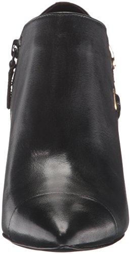 Cole Women's Shoetie Yasmine Leather Boot Ankle Black Haan 8wOpq8