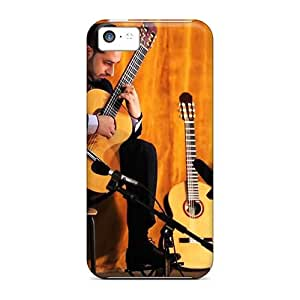 InesWeldon Iphone 5c Scratch Resistant Cell-phone Hard Covers Custom Realistic Apocalyptica Band Image [Fjs9846wIAe]